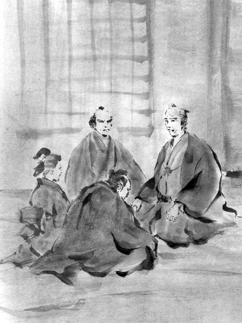 江戸 時代 イラスト