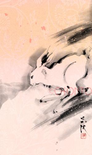 兎 イラスト